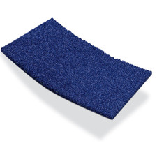 GT48 Blue Unpadded Artificial Turf