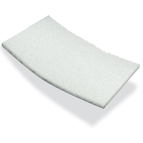 GT48 White Unpadded Artificial Turf