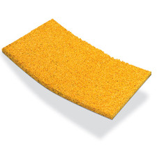 GT48 Yellow Unpadded Artificial Turf