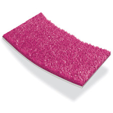 Arena Padded Artificial Turf - Pink