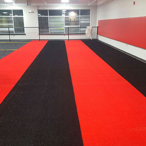Arena Padded Artificial Turf - Red