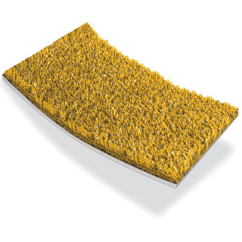 Arena Padded Artificial Turf - Yellow