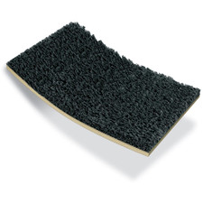 Elite Padded Artificial Turf - Black