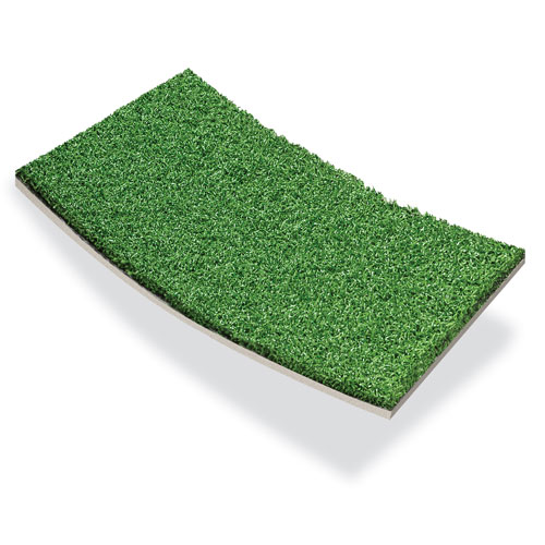 Indoor turf for gyms & sports facilities on deck sports