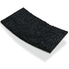 GT48 Black Padded Artificial Turf