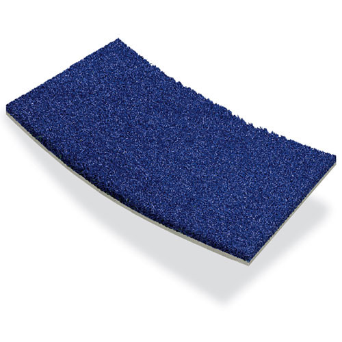 GT48 Blue Padded Artificial Turf