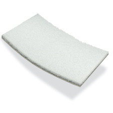 GT48 White Padded Artificial Turf