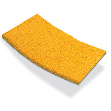 GT48 Yellow Padded Artificial Turf