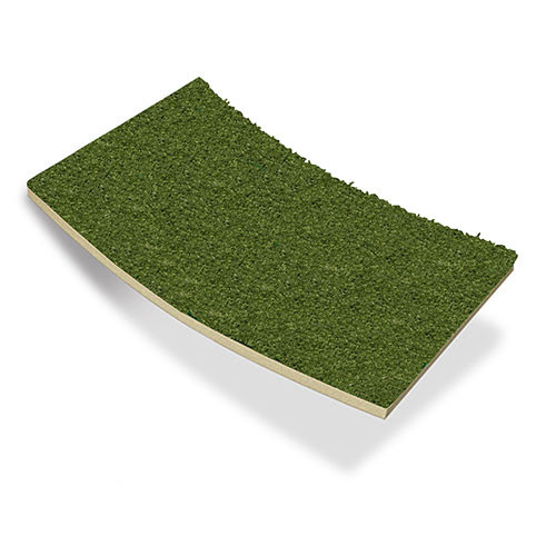 PM34 Padded Artificial Turf