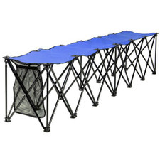 Original 6-Seat Folding Sideline Bench
