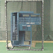 Iron Mike Pitching Machine Guard Unit