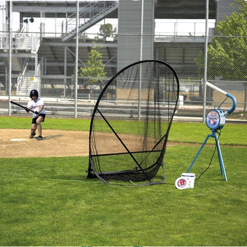 JUGS Small-Ball Pitching Machine
