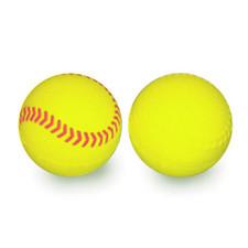 Jugs Small Balls Training Baseballs - Yellow