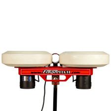 First Pitch Curveball Combo Pitching Machine
