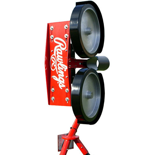 Rawlings 2-Wheel Pitching Machine - Baseball