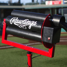 Rawlings Combo Pitching Machine Auto Feeders
