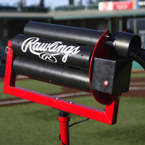 Rawlings Combo Pitching Machine Auto Feeders