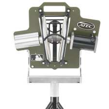 ATEC R2 Softball Training Machine on Caddypod