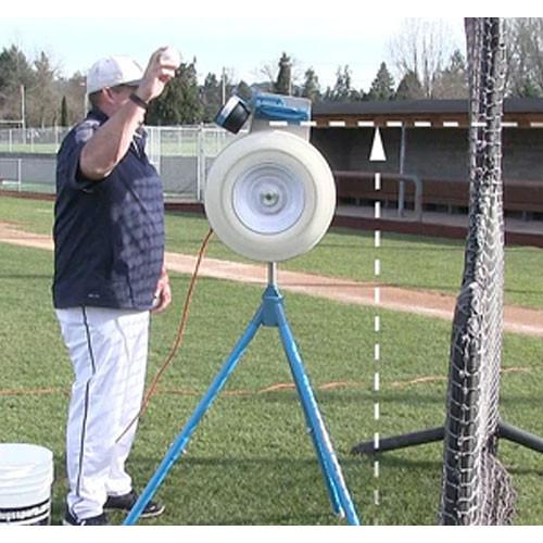 JUGS Changeup Baseball Pitching Machine