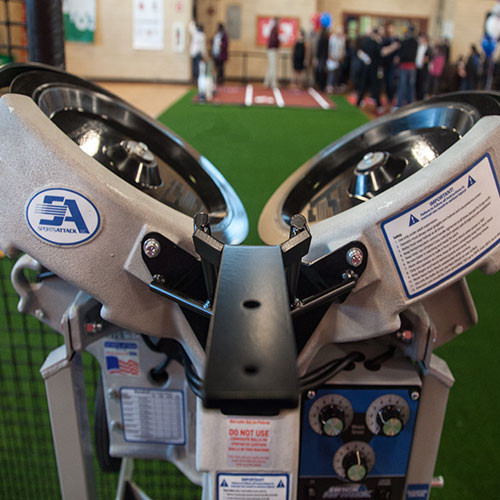 Hack Attack Pitching Machine - Baseball