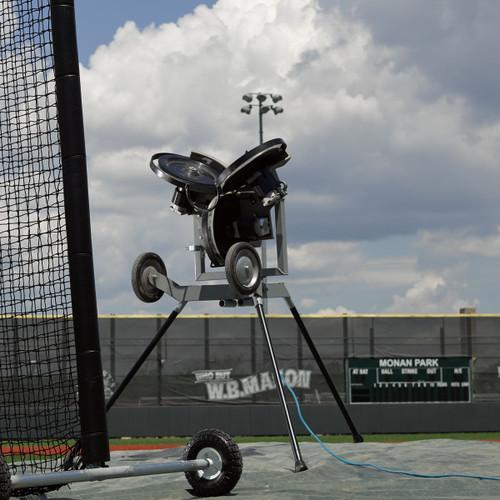 Hack Attack Pitching Machine - Baseball