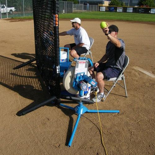 Jugs BP1 Softball Pitching Machine without Cart