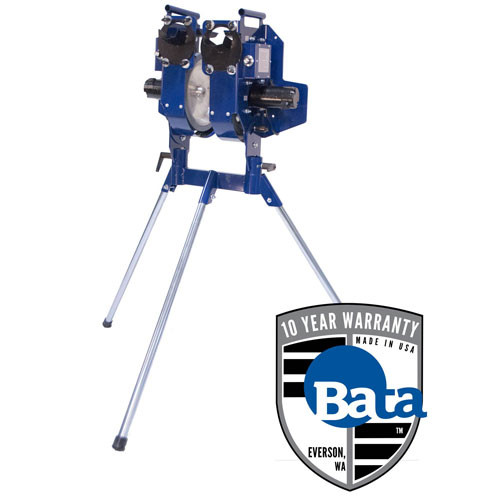 Bata 1 Twin Pitch Softball Pitching Machine