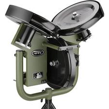 Atec M3X Softbal Pitching Machine On Caddypod
