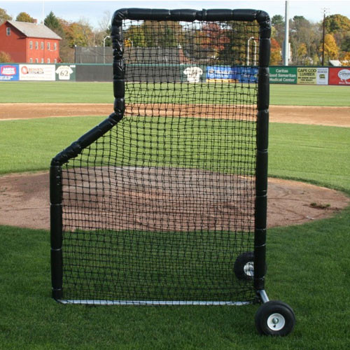 Batting Practice L-Screen Replacement Net - #60 Gauge