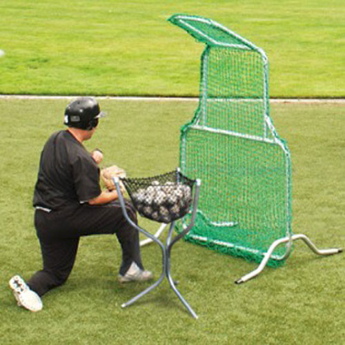 Short Toss Pitching Screen