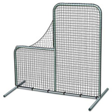 Safety 7' x 7' L-Screen