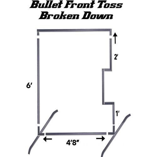 Bullet Front Toss