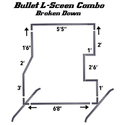 Bullet L-Screen Combo