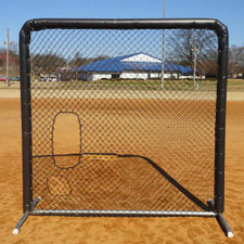 Bullet Hole Fastpitch Screen