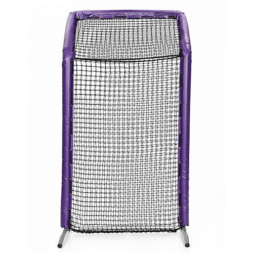 Bullet Fastpitch Screen with Overhead Protection