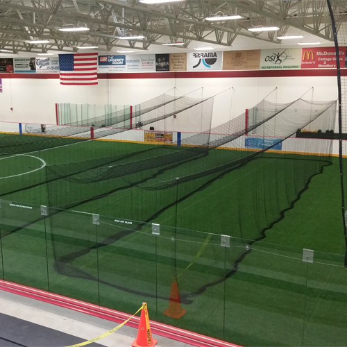 Phantom Tension Batting Cage Indoor Batting Cages On
