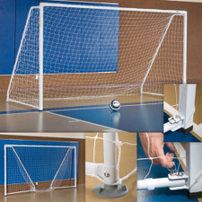 Portable, Foldable Indoor Soccer Goal