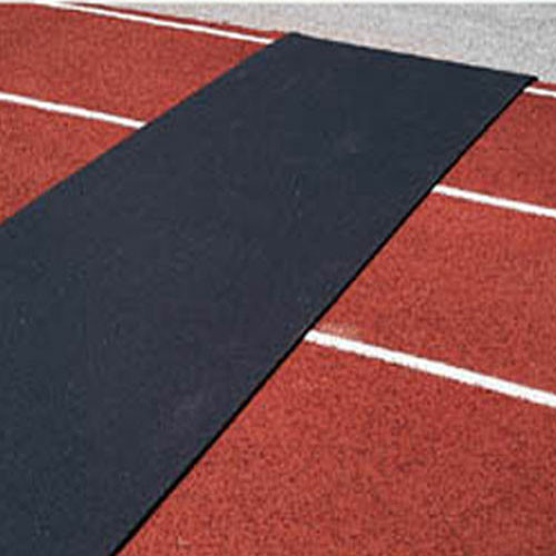 Runway Rubber for Protecting Indoor and Outdoor Track Areas