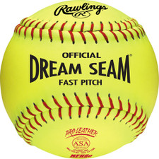 Rawlings Dream Seam Softballs