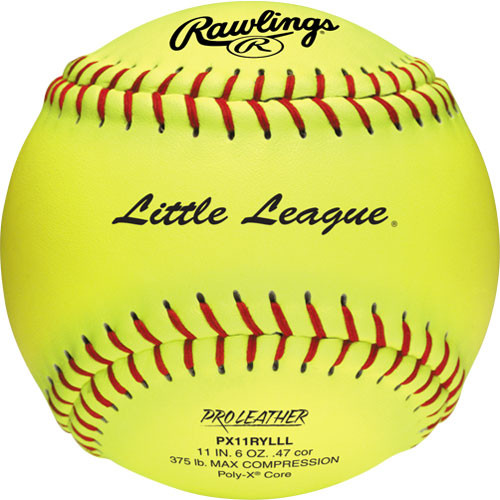 Rawlings Little League Softballs