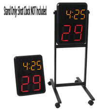 Ultimate Scoreboard Shot Clock Stands