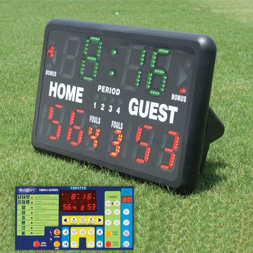 Indoor Outdoor Tabletop Scoreboard Electronic Scoreboard