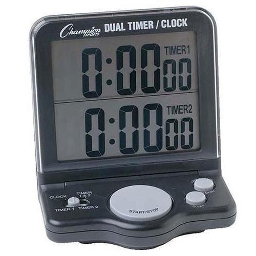 Dual Timer/Clock