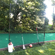 Ground Hog Netting System 10' x 10' Golf Mesh