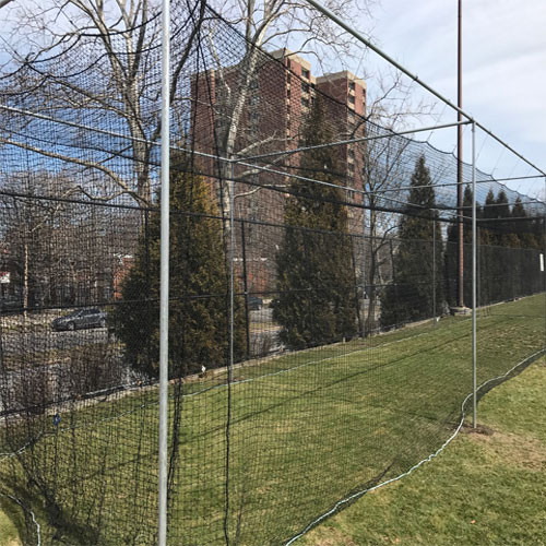 12' x 14' x 70' Poly Batting Cage Net