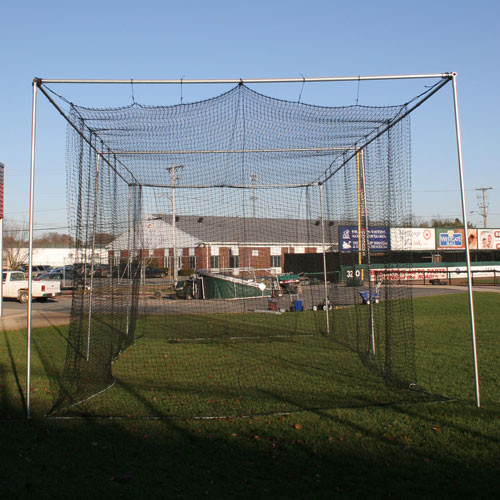 12' x 14' x 55' Poly Batting Cage Net