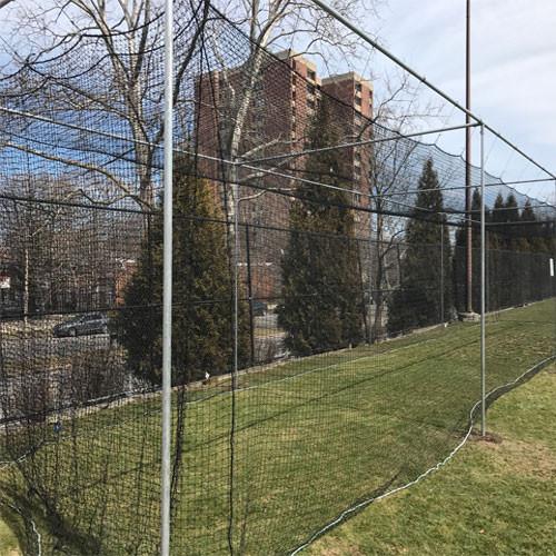12' x 14' x 55' Poly Batting Cage Net