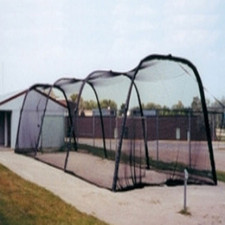 BATCO Baseball Indoor-Outdoor Batting Cage