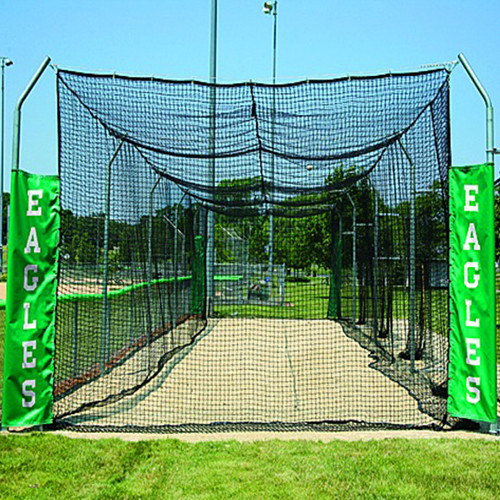 Commercial Batting Cages for Baseball & Softball