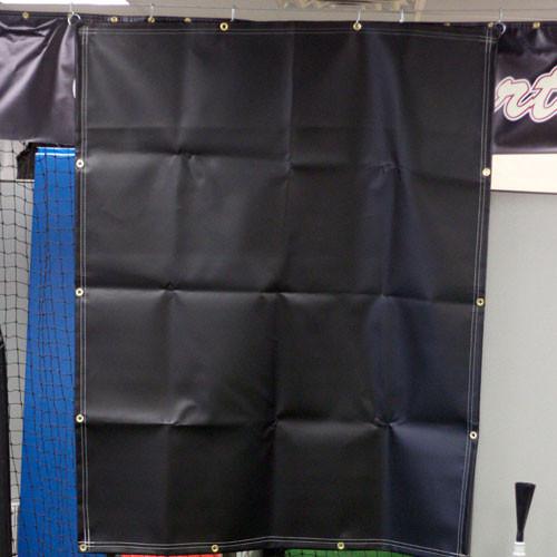 Black Vinyl Backdrop